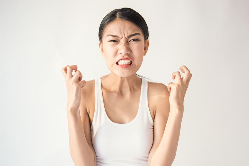 End of Relationship Anger image