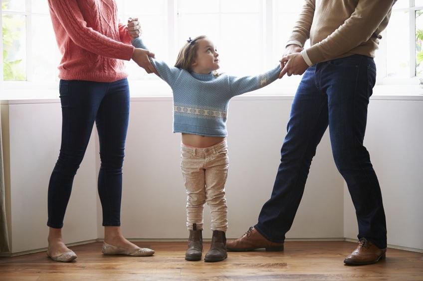 Raising Children in the Midst of Divorce image