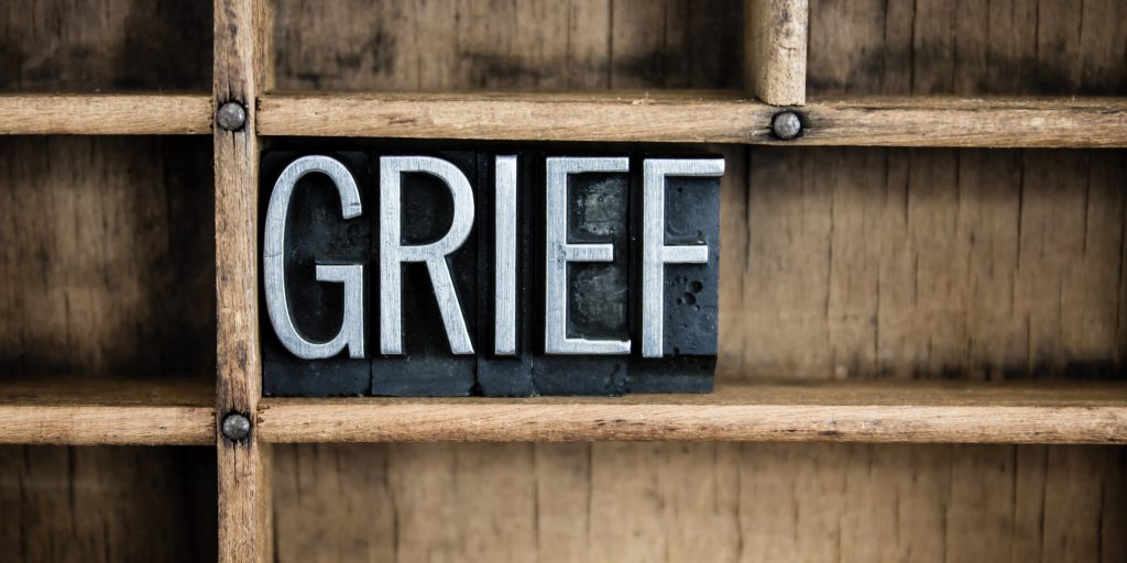 Grieving and Coping image