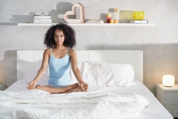 Bedtime ritual for anxiety sufferers. Find a black anxiety therapist near me. Contact the Center for Growth. image