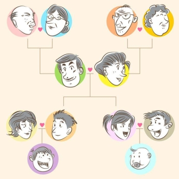 Psychotherapy and Family History image