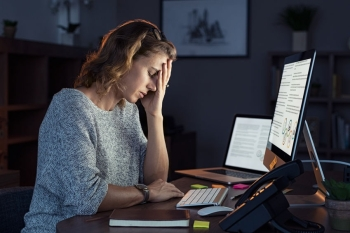 mental health counseling near me: preventing burnout. image