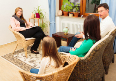 Image of Children, Adolescents & Family Therapy