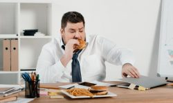 How common is binge eating disorder? image
