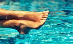 Eroticizing the Foot image